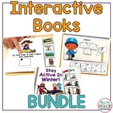 Interactive Books BUNDLE - Adapted Books For Special Ed #s