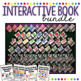 Interactive Book BUNDLE {Letters, Numbers, Colors, & Shapes}