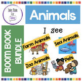 Interactive Book Bundle: I see Animals!