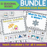 Interactive Book Bundle: Seasons