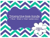 Interactive Book Bundle: WH Questions
