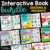 Interactive Book Bundle (seasons and holidays)