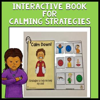 Emotional regulation,  interactive book