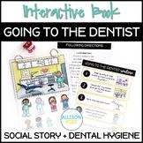 Dentist Social Story and Dental Health Activities