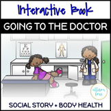 Doctor Social Story and Body Health Activities