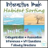Interactive Book: Habitat Sorting