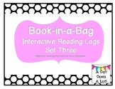 Interactive Book Log -- Set 3
