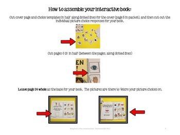 Interactive Books Pets