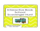 Interactive Book-School Scavenger Hunt