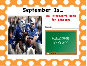 Interactive Book: September Is...