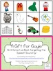Interactive Book Targeting Speech Sound /g/: A Gift for Gayle