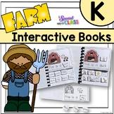 Kindergarten Farm Interactive Books