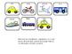 Interactive Book: Transportation; Special Education; Autis