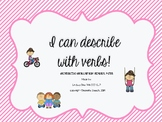 Interactive Book: Verbs with Real Pictures