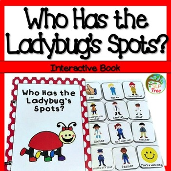 Interactive Book: Who Has the Ladybug's Spots?