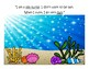 Interactive Book and PECS Activity Set; Ocean, Fast+Slow Theme