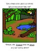 Interactive Book and PECS Activity Set; Rainforest, Up + Down Theme