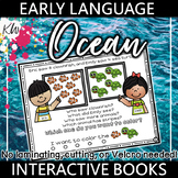 Speech Therapy: Language Therapy Interactive Book (Targets 15 Early Skills!)
