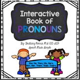 Interactive Book of Pronouns