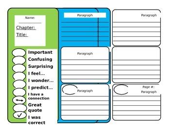 Interactive Bookmark