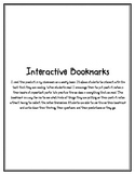 Interactive Bookmark