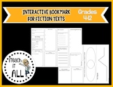 Interactive Bookmark for Fiction Texts