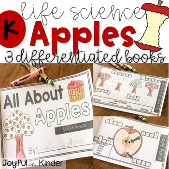 Interactive Books {APPLES}