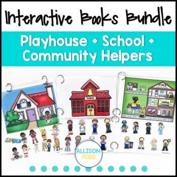 Interactive Books Bundle