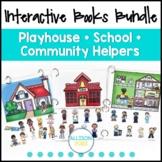 Interactive Books Bundle Speech Therapy