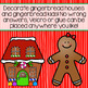 Interactive Books - Gingerbread FREEBIE!