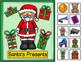 Interactive Books Set 3: Holiday themes!