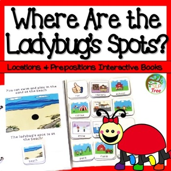 Interactive Books: Where Are the Ladybug's Spots?
