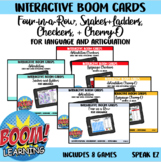 Interactive Boom Card Games MEGA BUNDLE with Spinners
