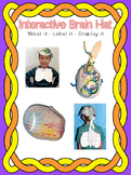 Interactive Brain Hat - Wear It - Label It - Display It