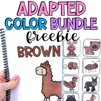 Brown Interactive Color Bundle - FREEBIE