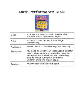 Interactive Bulletin Board