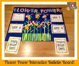 Interactive Bulletin Board:  Flower Power Figurative Language Word Play