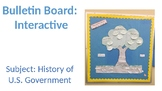 Interactive Bulletin Board: History of the government