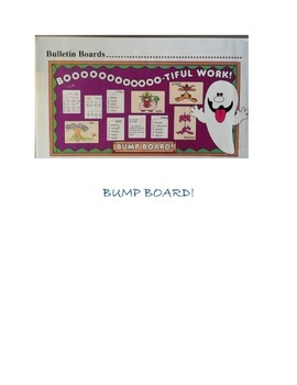 Interactive Bulletin Board Ideas