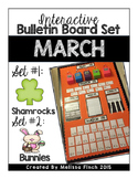 Interactive Bulletin Board Set- March