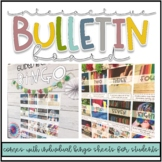 Interactive Bulletin Board for Guided Reading