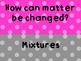 Interactive Bulletin Board for a Matter Unit