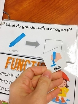 Interactive Bundle: Actions, Functions, Associations,Categories, and Antonyms