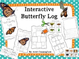 Interactive Butterfly Log
