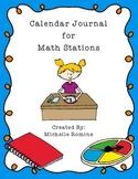 Calendar Journal