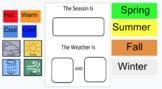 Interactive Calendar Activities