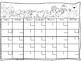 Interactive Calendar Binder 2017 (Homeschool Students)