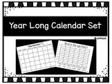 Interactive Calendar Set