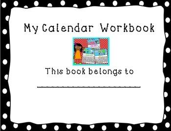 Interactive Calendar Workbook