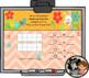 Interactive Calendar for SMART Board Kindergarten  April-Themed